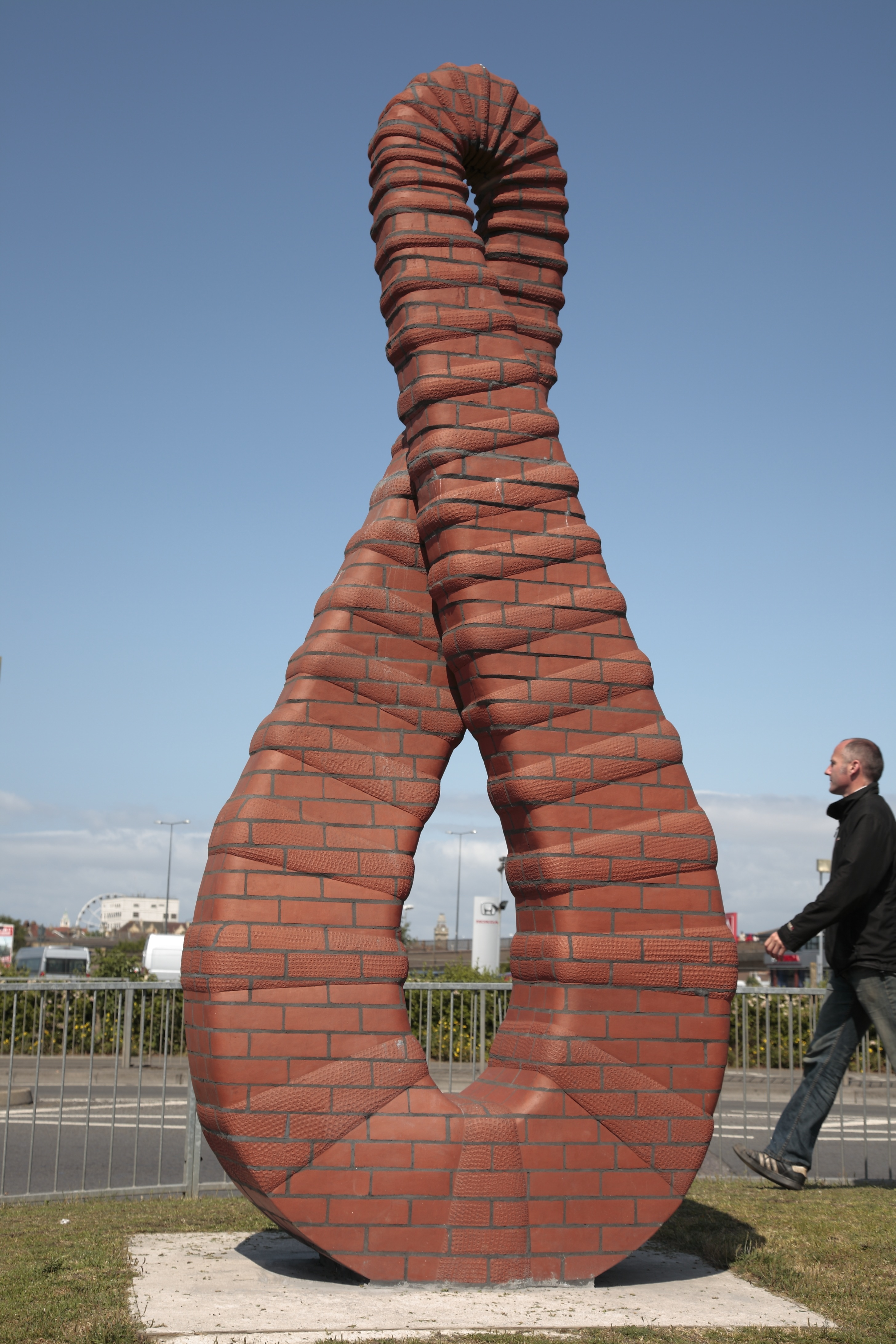 Public Sculpture, Brick Sculpture